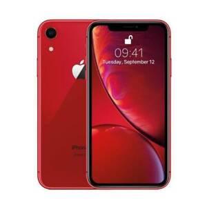Apple iPhone XR 64GB Factory Unlocked Smartphone AT&T Verizon T-Mobile Unlocked