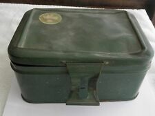 German First Aid Kit Box From WW II Era