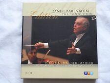 WCJ - Daniel Barenboim : The Conductor Birthday Edition (5CD 2007)
