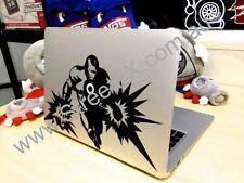 Superhero Computer Case Stickers