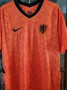Holland Football Shirt 2021 (size XL)