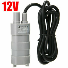 12V High Flow Water Pump Submersible Water Pump For Camper Caravan Motorhome