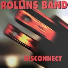Rollins Band - DISCONNECT 1994 RARE 2 Track CD PROMO SINGLE CD