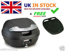 Motorcycle SCOOTER TOP CASE GIVI E340NT VISION TECH with MONOLOCK BOX PLATE 34 L