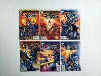 GHOST RIDER 1-6 Full Run Complete MARVEL Comics Limited Series 2001
