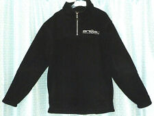 Men/'s Sweatshirt Jumper Fleece Lined NEW Dock of the Bay Cranberry Red