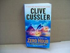 Zero Hour by Clive Cussler (2014 Paperback)