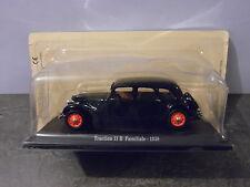 1/43ème ATLAS - TRACTION 11 B Familiale 1938 - La Saga des traction Citroën