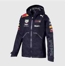 JACKET Rain Coat Aston Martin Red Bull Racing Formula 1 One Mens PUMA NEW!