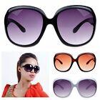 Fashion Designer Oversized Womens ladies Retro Vintage Shades Eyewear Sunglasses