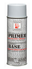 Design Master 645 Matte Gray Primer Spray Paint 10.5 Oz (298 g)