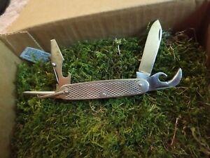 Vintage WW2 Stevenson Pocket Knife WWII