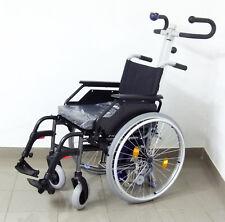 Scalamobil Treppensteiger s-max aat mit neuen Rollstuhl Dietz Sitzbreite 42 cm