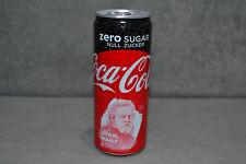 Star Wars The Last Jedi Coca Cola Zero Steel Can Germany 2017 Luke Skywalker