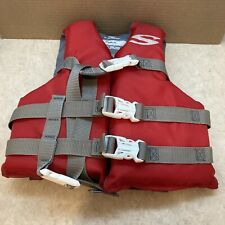 New listing Stearns Child Life Jacket 30-50 lbs Type Iii Pfd Model 29-88 Uscg Approved Ski