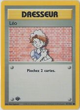 LEO / BILL 91/102 French Base ⎜1st Edition⎜ Common Pokemon Mint Buy 4+ Save 35%