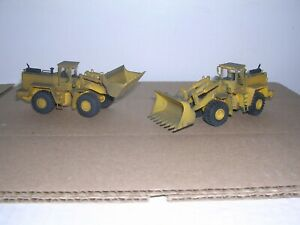 WALTHERS #933-3141  Wheel Loader  Built-up & Weathered  H.O. 1/87