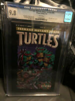 Teenage Mutant Ninja Turtles #61 - Mirage 1993 CGC 9.8 City at War part 12/13!