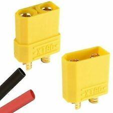 Femelle pour Moto Batterie Chargeur Neuf Connecteur Adaptateur Prise Mâle