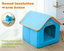 Pet can be folded, can be removed and washed cat. The dog house nest