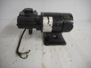 Bodine Electric Gearmotor Model 33A3BEPM-5R 90VDC