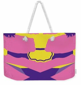 My Buffy the Vampire Slayer Minimal Movie Graphic Tote Bag or Weekend Bag