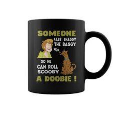 Scooby Doo Shaggy Rogers Funny Weed Coffee Mug Tee Cup Gift For Fan