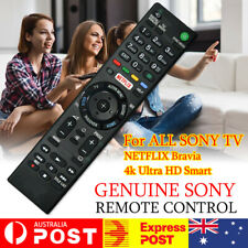 For ALL SONY TV NETFLIX 4k Bravia Ultra HD Smart TV Replacement REMOTE CONTROL