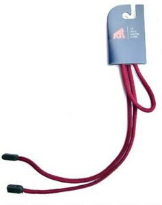 Gorilla Grip Secure Spectacle/Glasses Cord Holder / Spec.Lanyard - Maroon