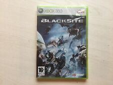 Blacksite (Microsoft Xbox 360, 2007) Game UK PAL NEU & VERSIEGELT