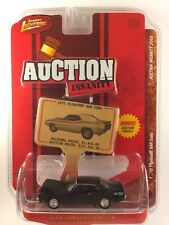 Johnny Lightning Auction Insanity '70 1970 Plymouth AAR Cuda Die-cast 1/64 Scale