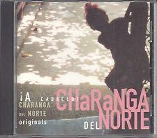 CHARANGA DEL NORTE -A Caballo! Originals- 3 track CD Single Latin Salsa