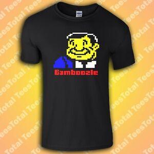 Bamboozle T-Shirt | QUIZ | TELETEXT | RETRO | 90S