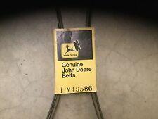 "GENUINE (NEW) JOHN DEERE 1/2"" x 68"" SNOW BLOWER BELT  ( Part # M43586 )"