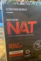 Pruvit Keto OS NAT Maui Punch 10 Packets Charged Ketones exp 2022