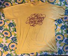 Vintage 1981 Eat Your Honey Everyday Funny Humor T Shirt Original XL