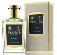 Floris London Cefiro Eau De Toilette Citrus Floral EDT Spray 50ml