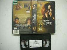 Gioco A Due Pierce Brosnan, Rene Russisch Denis Leary 1999 VHS Italienisch