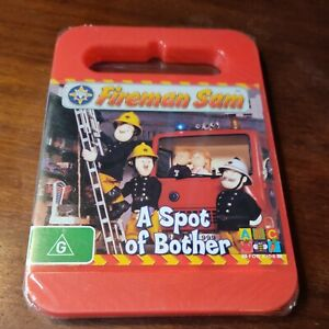 Fireman Sam, A Spot of Bother Brand New and Sealed (DVD 1992 PAL R4) 2005