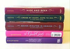 Lot 5 Sara Shepard books The Lying Game #4 5 6 (HC) Good Girls, Amateurs