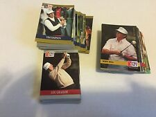 1990 1991 1992 Pro Set Golf Singles Complete Your Set You Pick 10 Lot See List
