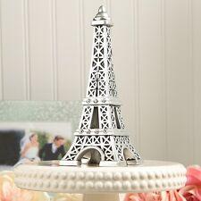 Eiffel Tower Paris Cake Topper Centerpiece Wedding Reception Beautiful Unique