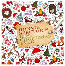 NEW Ronnie Spector's Best Christmas Ever (Audio CD)