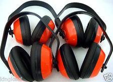 4x Gehörschützer Kapsel Ohrenschützer Gehörschutz m. Kopfbügel Gehörschutzkapsel