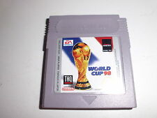 Nintendo Game Boy world cup-France 98