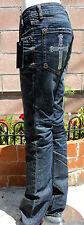 Thomas Wylde Dirty Demon Cristal Cross Jeans- Sz: 27(Sz:Small ) Gorgeous!
