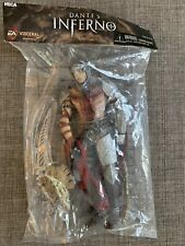 NECA Dante's Inferno Limited Edition Promo Collectible Action Figure 12? SEALED!