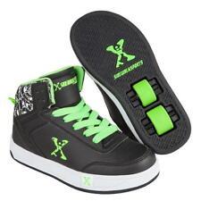Sidewalk Sport By Heelys Hi Top Boys Skate Shoes Uk 1 Us 2 Eur 33 Ref 4085