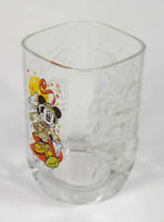 EPCOT 2000 MICKEY MOUSE COLLECTOR GLASS - Set of 4 Disney