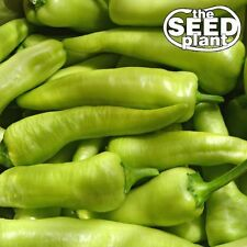 Sweet Banana Pepper Seeds - 100 SEEDS-SAME DAY SHIPPING